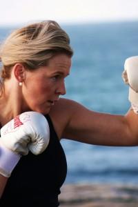 Rosie boxing