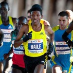 Tokyo is no party for Gebrselassie
