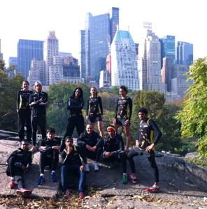 Indigenous Marathon NYC 2011