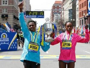 Boston Marathon winners