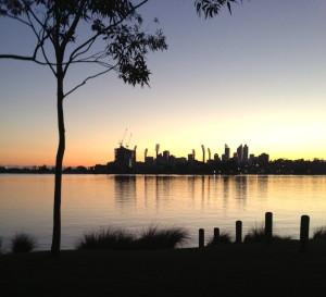 Perth Silhouette