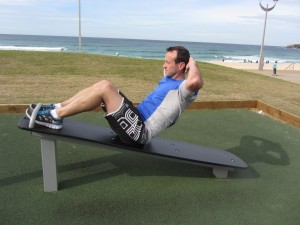 Maroubra outdoor gym Free workout with OUTFIT health + fitness