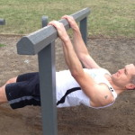 Queens Park – Outdoor gym workout