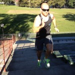 Camperdown Oval Outdoor Gym Workout