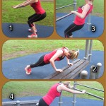 Wentworth Park, Outdoor Gym Workout