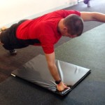Week 6 of the 6-week Core Strength Program
