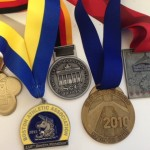 Running the World Major Marathons